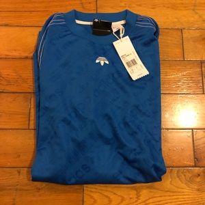 Alexander Wang x Adidas long sleeve soccer jersey